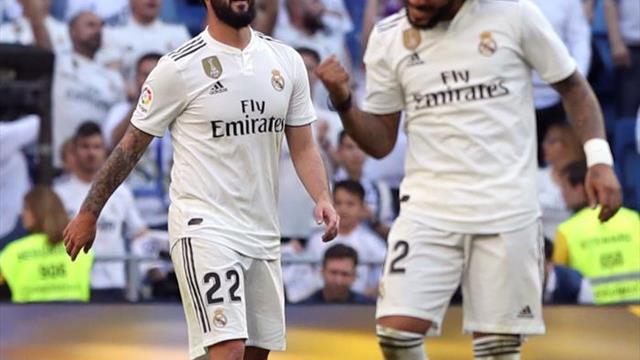 Zidane suma a Keylor, Isco y Marcelo a la causa