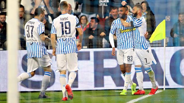 La SPAL riporta sulla terra Ranieri e la Roma: 2-1 firmato Fares-Petagna