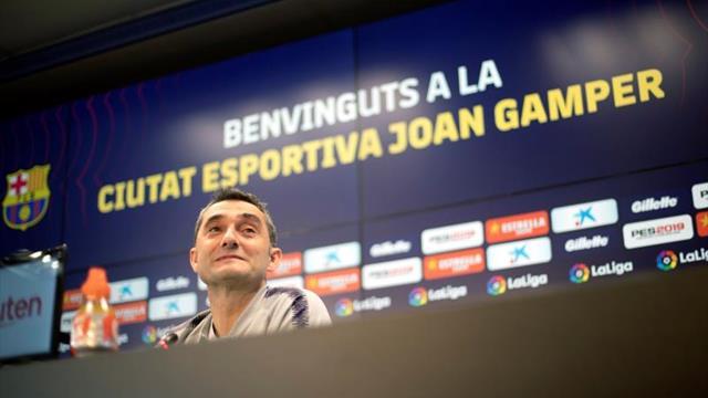 """Valverde: """"Hay que tener cuidado con el United porque no se rinde nunca"""""""