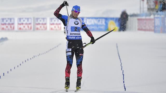 Логинов сохранил второе место в общем зачете
