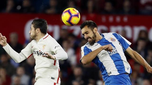 El Espanyol, a por un Sevilla grogui