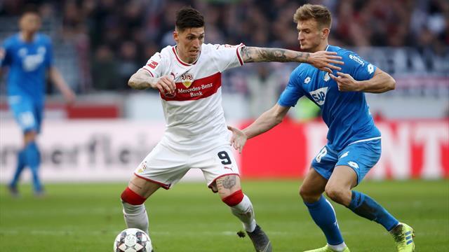Zugpferd Zuber belebt den VfB - und bekommt Rüffel von Nagelsmann