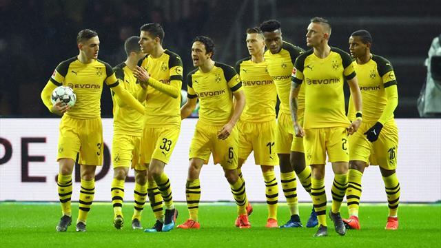 Dortmund s'est fait peur