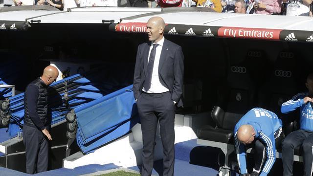 Zinedine Zidane opens door for Thibaut Courtois to return to Real Madrid side