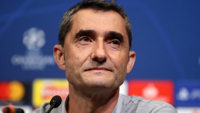 """⚽🤔 Valverde no se fía: """"El Manchester United tiene algo especial en los últimos minutos"""""""