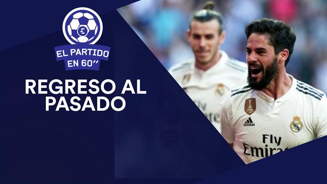 """El Madrid-Celta en 60"""": Regreso al pasado"""