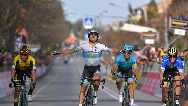 Tirreno-Adriatico | Samenvatting etappe 4