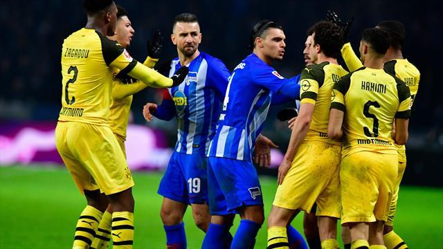 """""""Völkerball""""-Attacke auf Bürki: Ibisevic verliert die Nerven"""