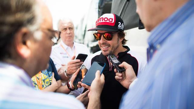 Alonso podría ganar el WEC en Spa-Francorchamps