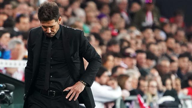 """Simeone: """"No era fácil volver a competir después de la derrota en Turín"""""""
