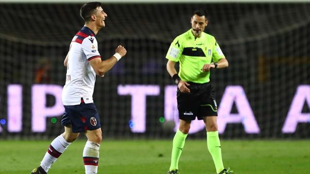 Il Torino cade sul più bello: Mihajlovic risolleva il Bologna, granata battuti 3-2
