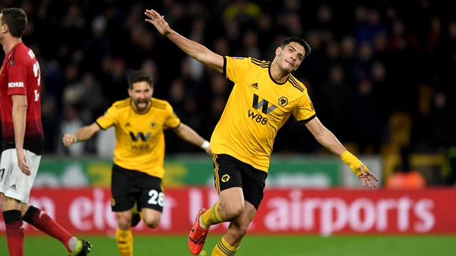 Wolves stun United with inspired FA Cup performance