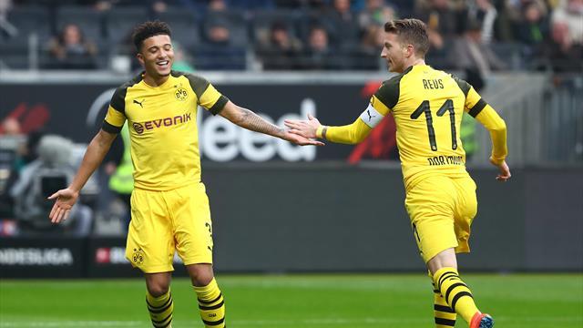 """Super-Duo Reus und Sancho gibt dem BVB den """"Push"""""""