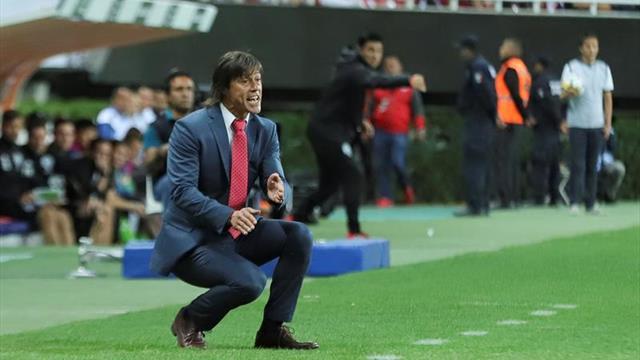 4-1. Los Red Bulls castigan a los Earthquakes del argentino Matías Almeyda