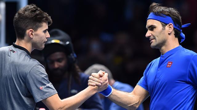 Gare au faux départ, ce Federer-Thiem s'annonce déjà fondamental