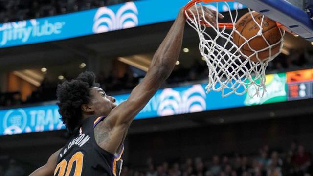 136-138. Jackson consigue triple clave en victoria de los Suns