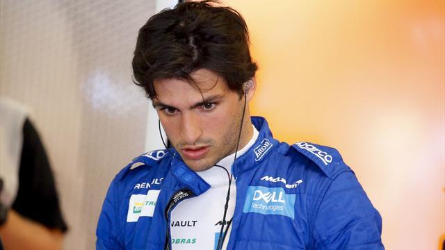 El drama de McLaren no tiene fin: Sainz rompe el motor en la vuelta 11
