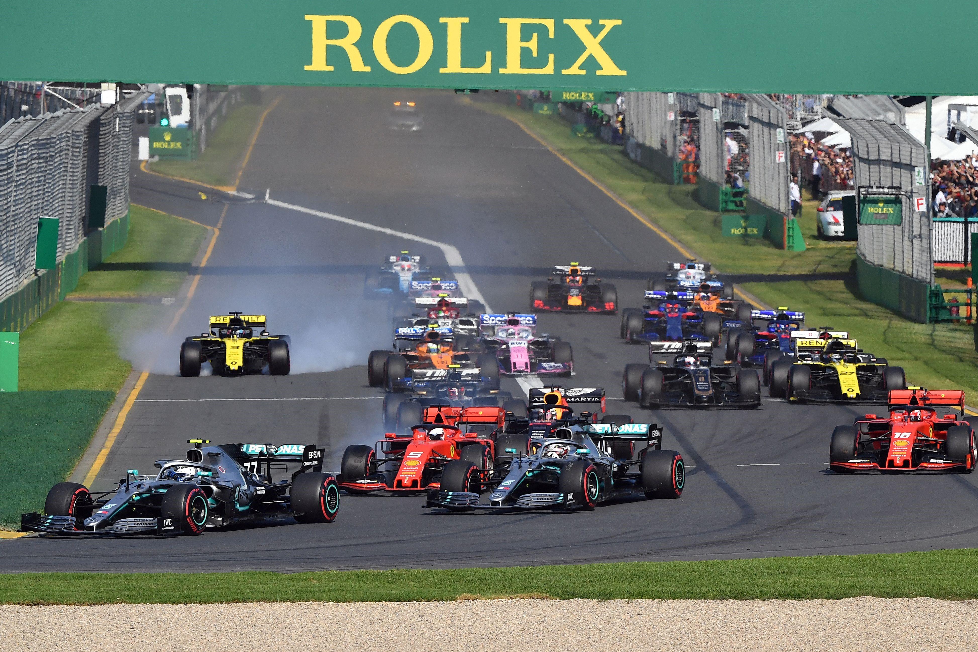 Melbourne garde le Grand Prix d'Australie jusqu'en 2025