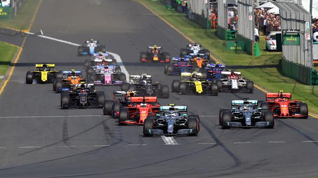 Le GP des Pays-Bas de retour au calendrier en 2020