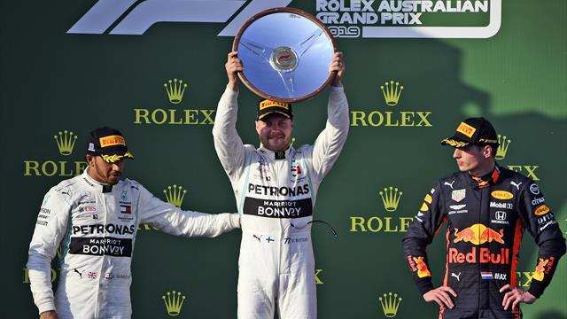 Le pagelle del GP d'Australia: pazzesco Bottas, bene Verstappen, Vettel e la Ferrari insufficienti