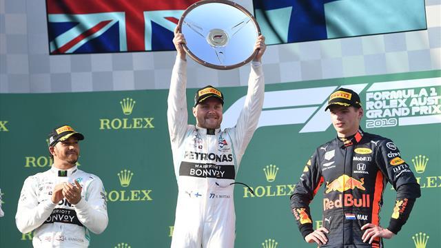 🇦🇺🏎 Frustrante inicio de Sainz con McLaren, triunfo de Bottas y descalabro de Ferrari