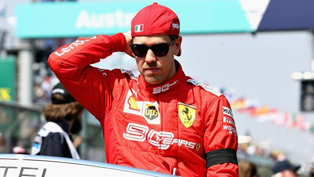"""Vettel: """"Oggi non potevamo fare di meglio""""; Bottas: """"È stata la gara della vita"""""""