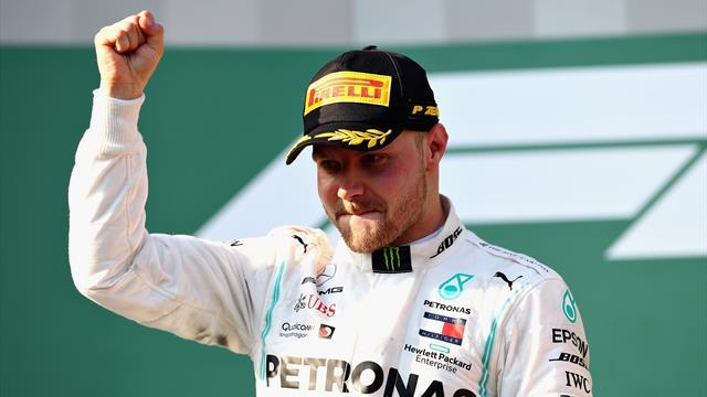 Bonus-malus : Bottas revanchard, Verstappen en feu, Leclerc muselé