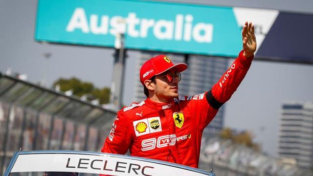 Leclerc (Ferrari) admite que el equipo le pidió que no adelantara a Vettel