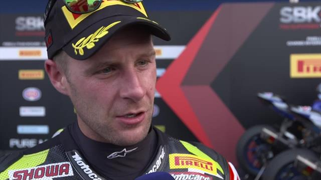 Rea: 'The gap to the front is just a little bit too much'