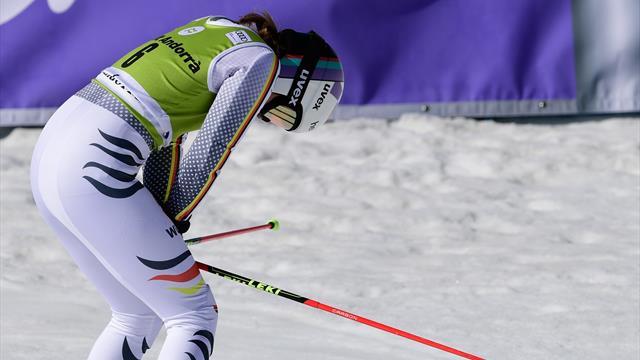 Mit Video   Rebensburg patzt beim Saisonfinale - Shiffrin siegt erneut