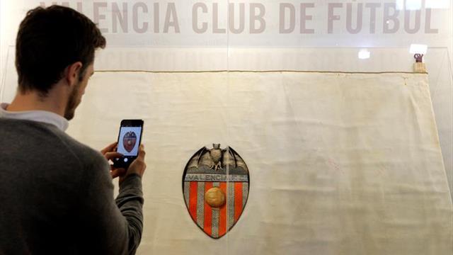 El Valencia se convierte en centenario