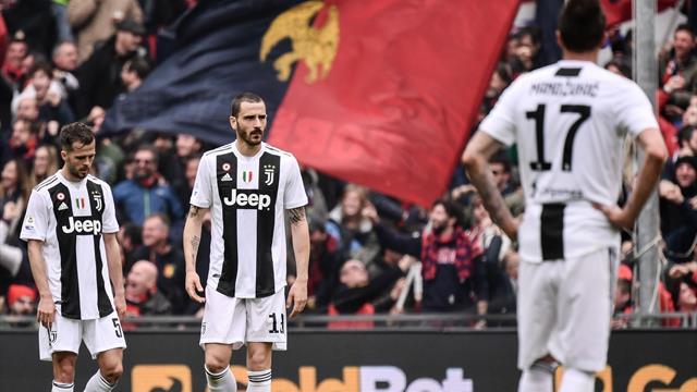 Le Genoa fait (enfin) tomber la Juve