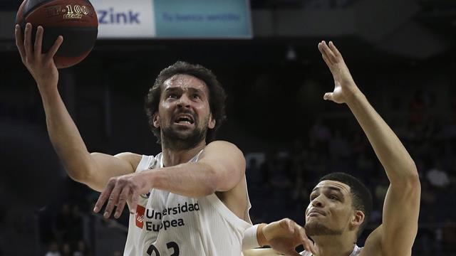 🏀👀 El Madrid arrasa al Manresa (91-57) y sigue a la caza del Barça por el liderato de la ACB
