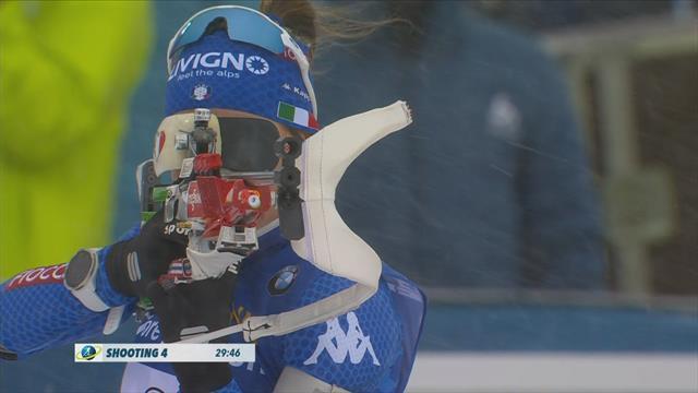 Феноменальная гонка Вирер, которая впервые стала чемпионкой мира
