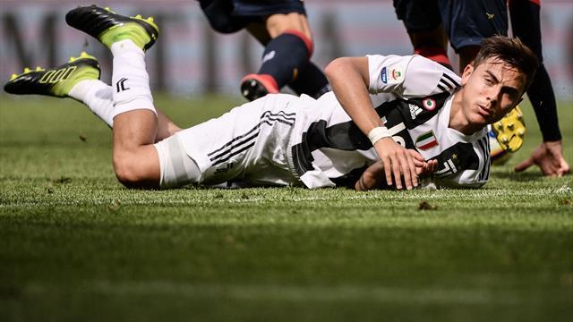 Juventus verso l'Empoli: Dybala più di Kean, turnover per Bonucci