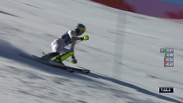 Neureuther says goodbye with final run in Soldeu