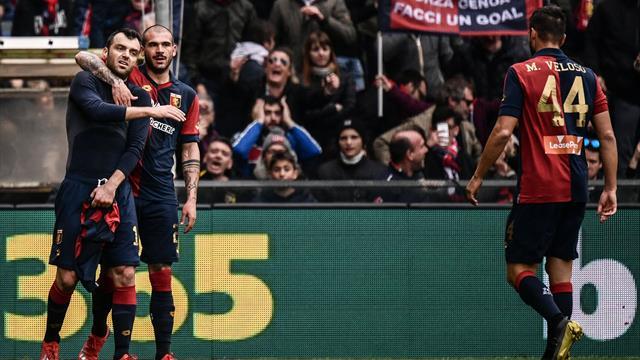 L'ex Sturaro e Pandev fanno cadere l'imbattibilità della Juventus: 2-0, fa festa il Genoa