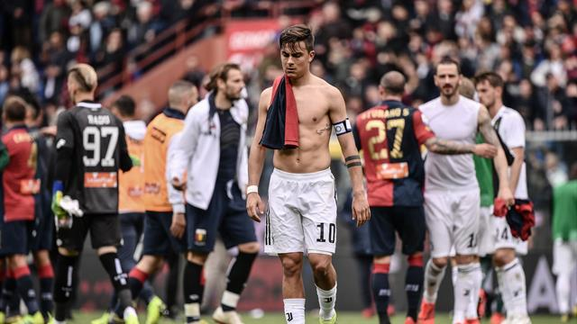 Ronaldo-less Juventus lose first league match of the season as Genoa spring shock