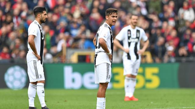Ohne Ronaldo: Juventus kassiert erste Liga-Pleite - Neapel-Torhüter Ospina bewusstlos