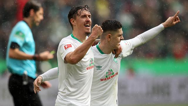 Kruse mit Doppelpack: Werder feiert Auswärtssieg gegen Bayer