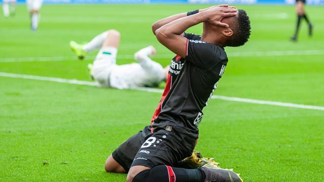 La C1 s'éloigne pour Leverkusen