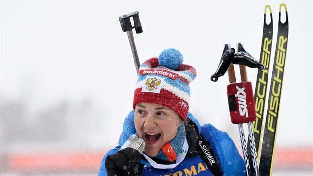 Юрлова – лучшая русская биатлонистка поколения. И это приговор тренерам и конкуренткам