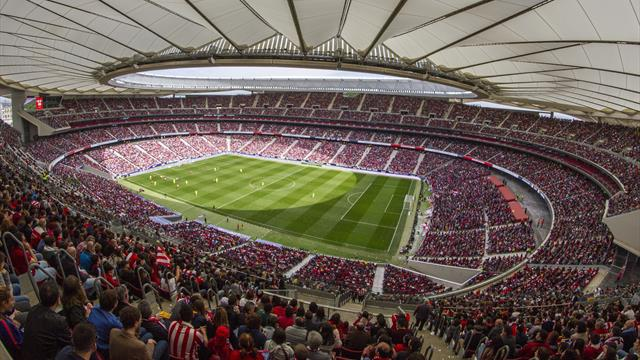 Récord histórico en el Metropolitano: Mas de 60.000 personas vibran con el Atlético-Barça femenino