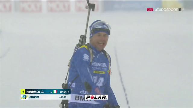 Dominik Windisch campione del mondo! Da 13esimo a primo con un ultimo poligono pazzesco