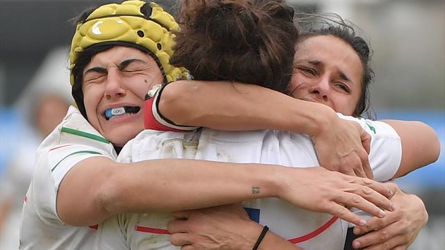 Francia asfaltata, l'Italia chiude seconda nel Sei Nazioni femminile