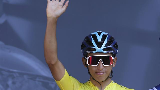 Team Sky win Paris-Nice again as Egan Bernal triumphs