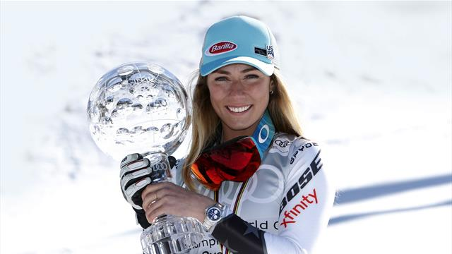 Extraordinary Shiffrin can write her own history