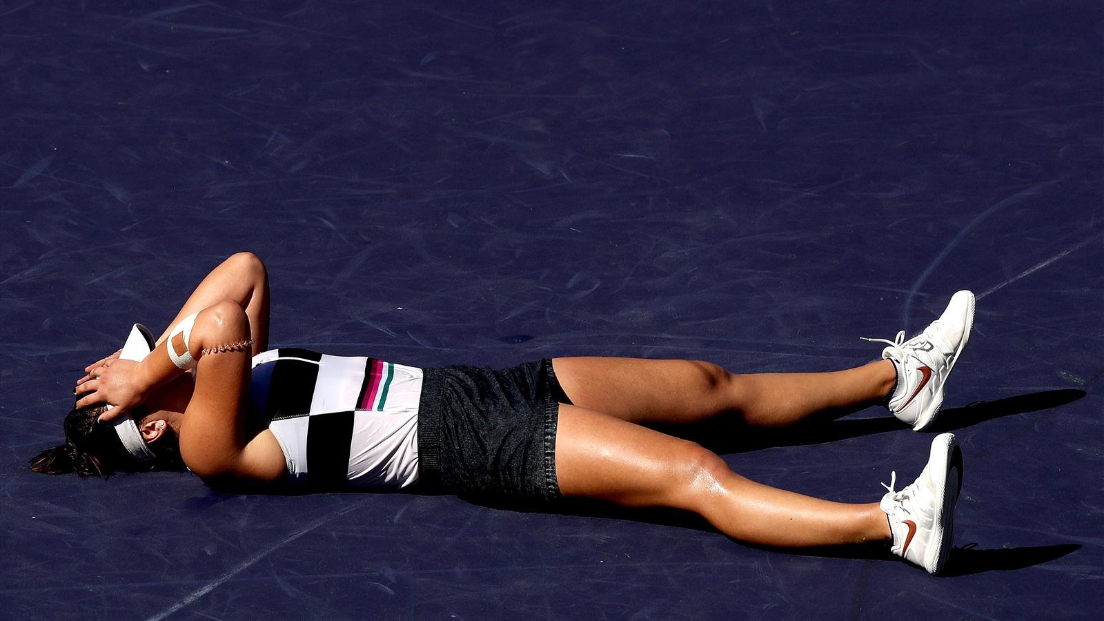 Bianca Andreescu è un portento: a 18 anni è sua la finale contro la ...