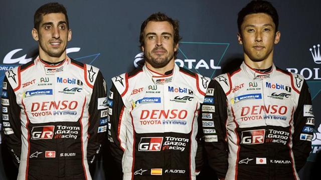 Tras ganar Daytona y Sebring, Alonso apuntará al 'triple USA' en Indianápolis