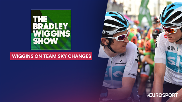 'I can hear Twitter going mad!' - Wiggins gives views on Team Sky changes